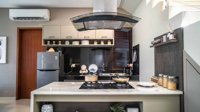Dapur Tipe Dancourt